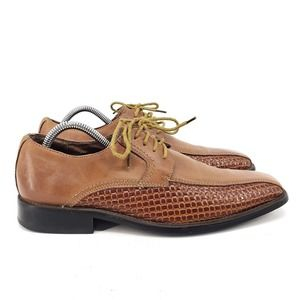 Fratelli Select Mens Loafers Shoes Leather Lace Up